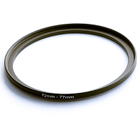 Anillo Adaptador Haida Step Up Ring de 58 a 77mm