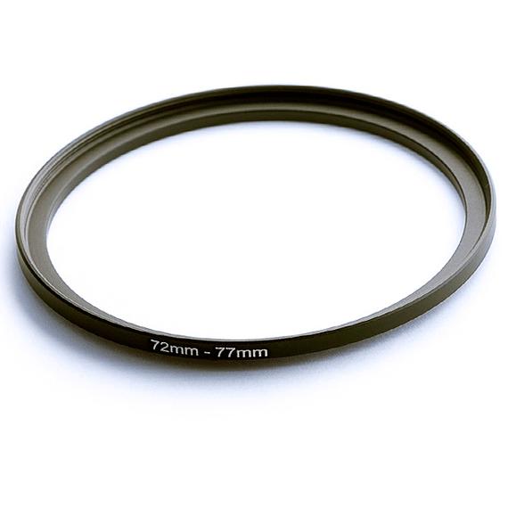 Anillo Adaptador Haida Step Up Ring de 77 a 82mm- Image 1