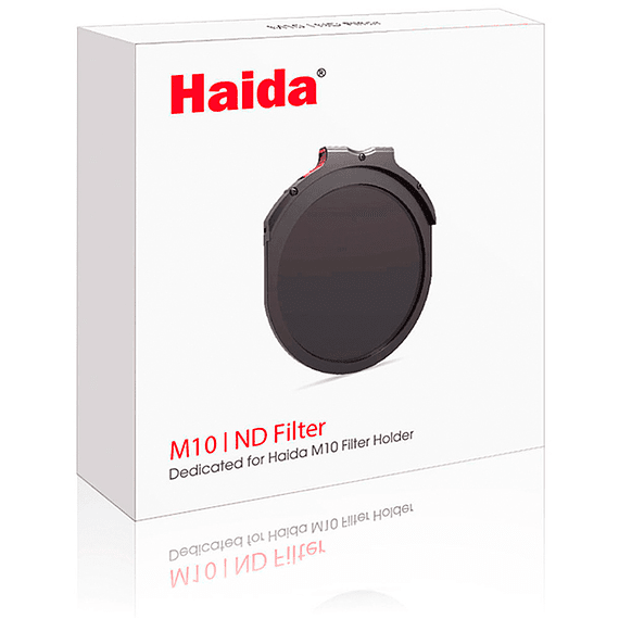 Filtro Haida ND64 + Polarizador Nano Coating Drop In para Portafiltro M10- Image 4