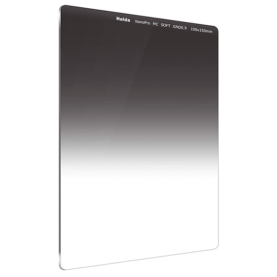 Filtro Haida NanoPro MC Soft GND8 (0,9) 3 pasos 100mm- Image 1