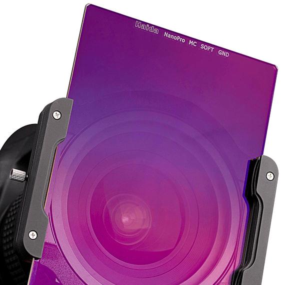 Filtro Haida NanoPro MC Soft GND8 (0,9) 3 pasos 100mm- Image 3