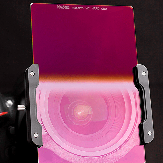 Filtro Haida Red Diamond Soft GND8 (0,9) 3 pasos 100mm- Image 2