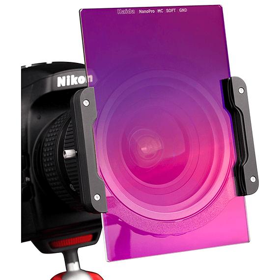 Filtro Haida Red Diamond Soft GND8 (0,9) 3 pasos 100mm- Image 4