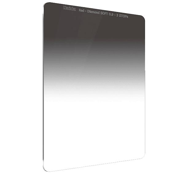 Filtro Haida Red Diamond Soft GND8 (0,9) 3 pasos 100mm- Image 1