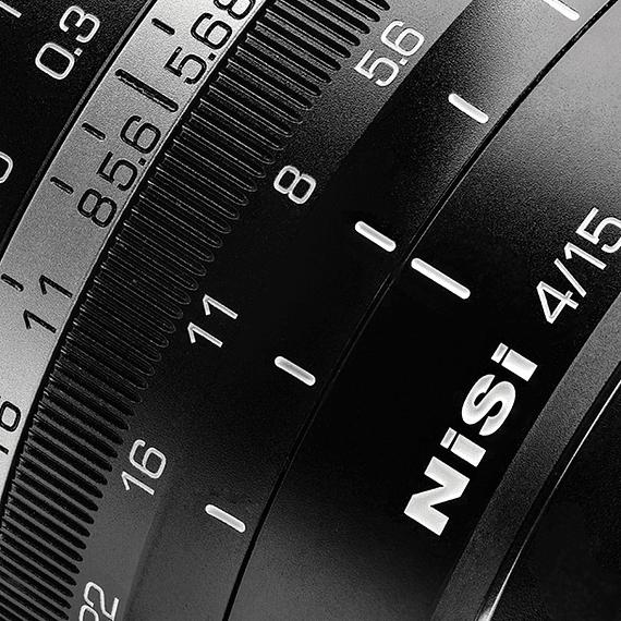 Lente NiSi 15mm f/4 Sunstar Gran Angular ASPH para Sony E- Image 4