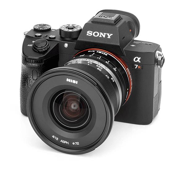 Lente NiSi 15mm f/4 Sunstar Gran Angular ASPH para Sony E- Image 9