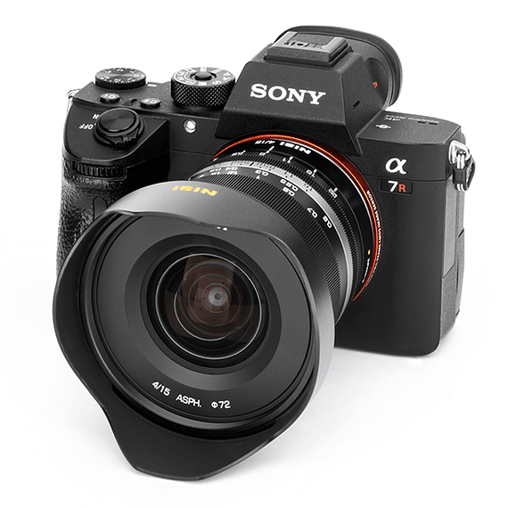 Lente NiSi 15mm f/4 Sunstar Gran Angular ASPH para Sony E- Image 10