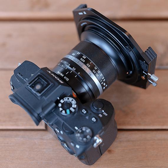 Lente NiSi 15mm f/4 Sunstar Gran Angular ASPH para Sony E- Image 15