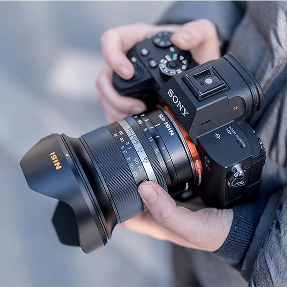 Lente NiSi 15mm f/4 Sunstar Gran Angular ASPH para Nikon Z- Image 21