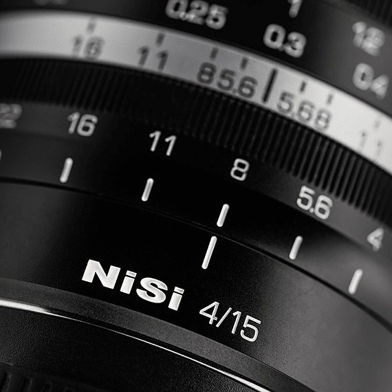 Lente NiSi 15mm f/4 Sunstar Gran Angular ASPH para Fujifilm X- Image 6
