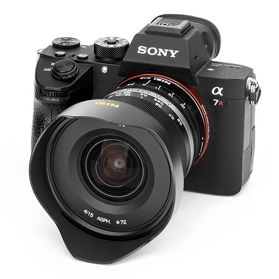 Lente NiSi 15mm f/4 Sunstar Gran Angular ASPH para Fujifilm X- Image 10
