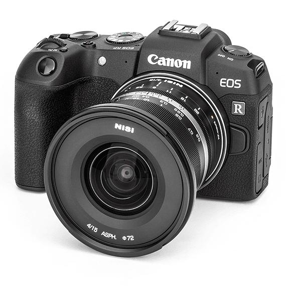 Lente NiSi 15mm f/4 Sunstar Gran Angular ASPH para Fujifilm X- Image 13