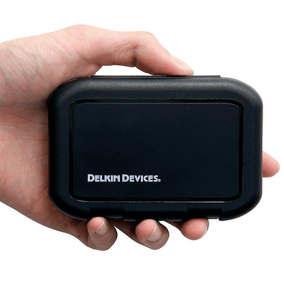 Caja Delkin Devices Card Tote Impermeable para Memorias SD- Image 1