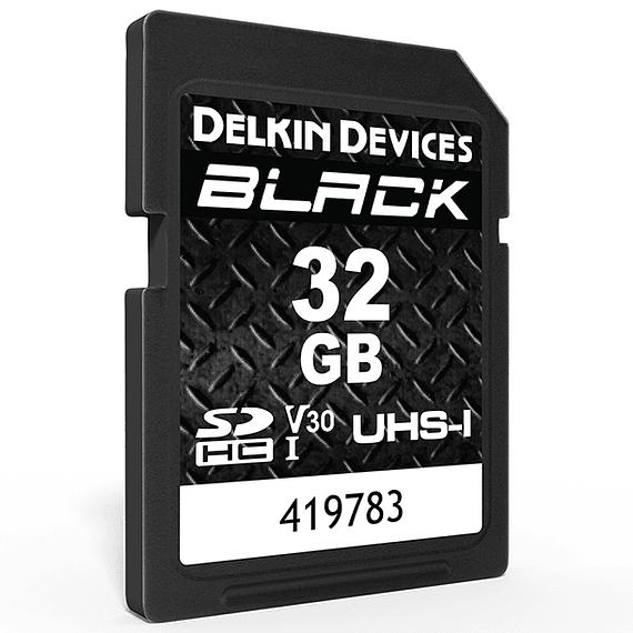 Tarjeta Memoria Delkin Devices 32GB SDHC Black Rugged UHS-I- Image 3