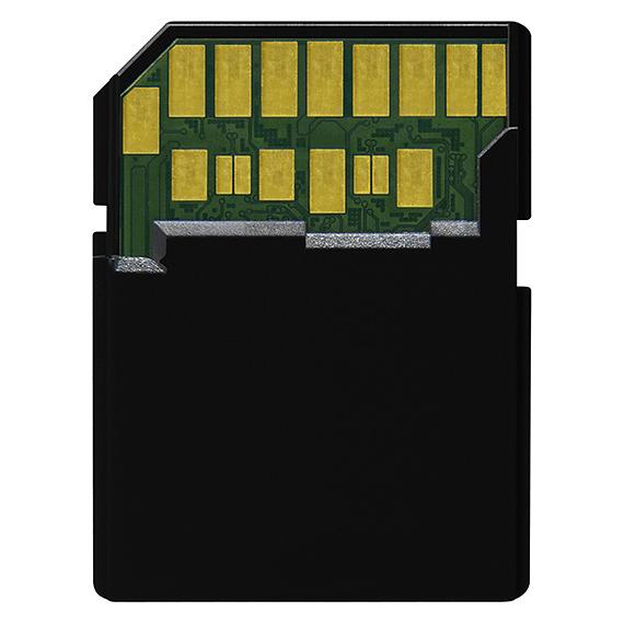 Tarjeta Memoria Delkin Devices 32GB SDHC Black Rugged UHS-II- Image 4