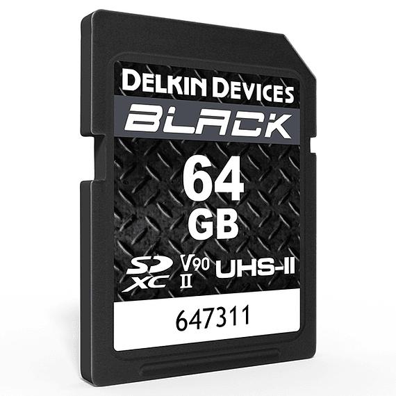 Tarjeta Memoria Delkin Devices 64GB SDXC Black Rugged UHS-II- Image 3