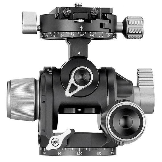 Cabezal de Engranajes Leofoto Geared G4- Image 3