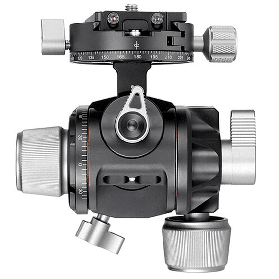 Cabezal de Engranajes Leofoto Geared G4- Image 4