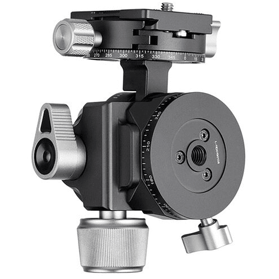 Cabezal de Engranajes Leofoto Geared G4- Image 7