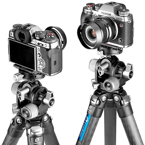 Cabezal de Engranajes Leofoto Geared G4- Image 8