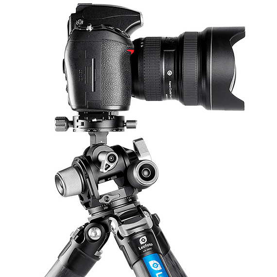 Cabezal de Engranajes Leofoto Geared G4- Image 9