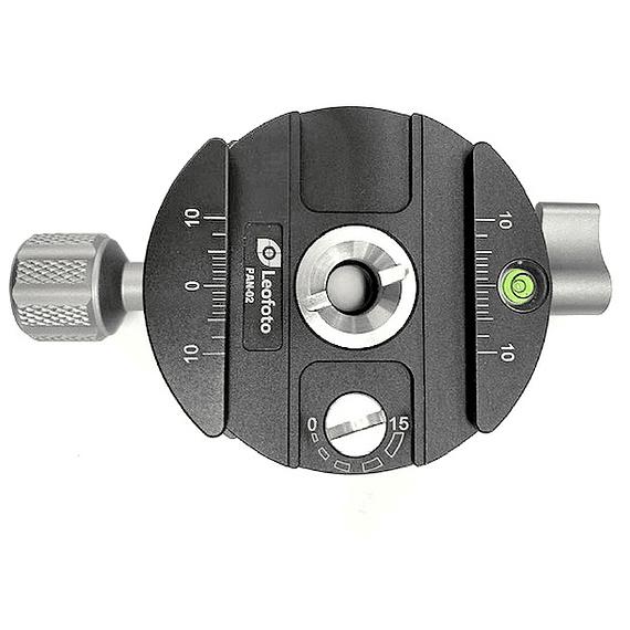Base Panorámica Leofoto Tipo Arca PAN-02- Image 1