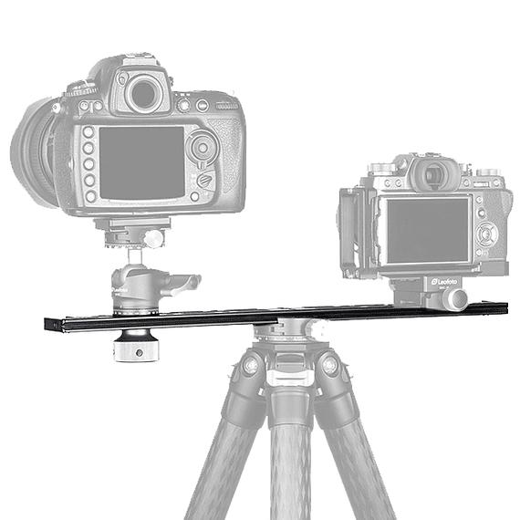 Placa Multiuso Leofoto tipo Arca NP-400- Image 4