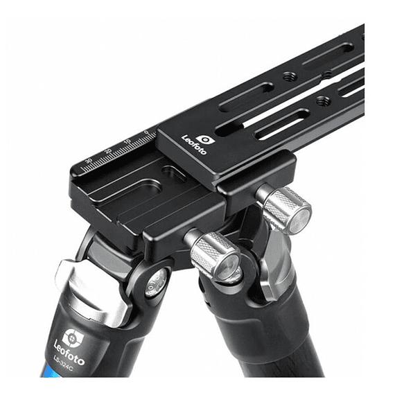 Placa Multiuso Leofoto tipo Arca NP-600 Kit- Image 7