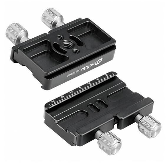 Placa Multiuso Leofoto tipo Arca NP-600 Kit- Image 8
