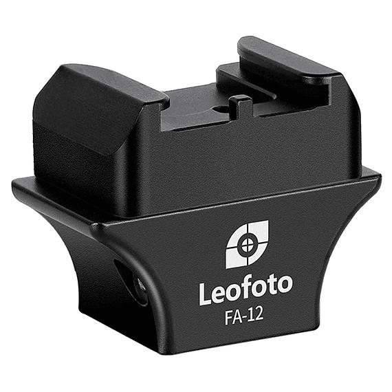 Adaptador Leofoto Zapata Flash Sistema QR FA-12- Image 1