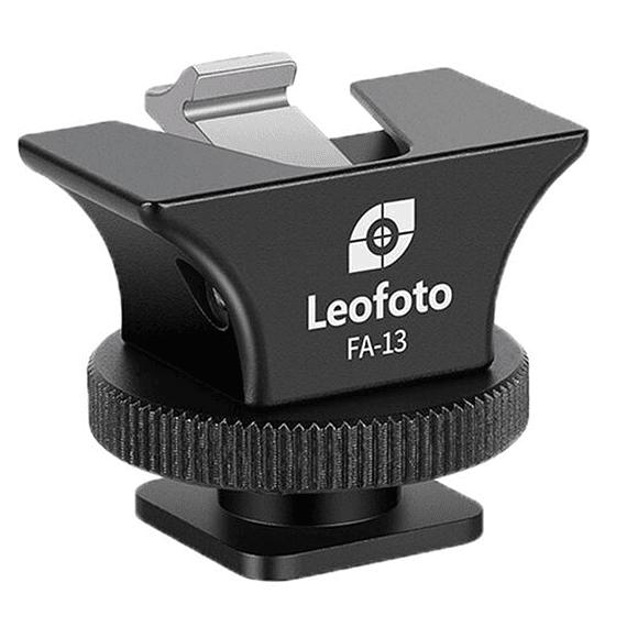 Adaptador Leofoto Zapata Flash Sistema QR FA-13- Image 3