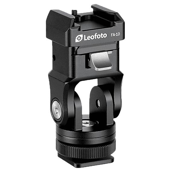 Adaptador Leofoto Zapata Flash Sistema QR FA-15- Image 1