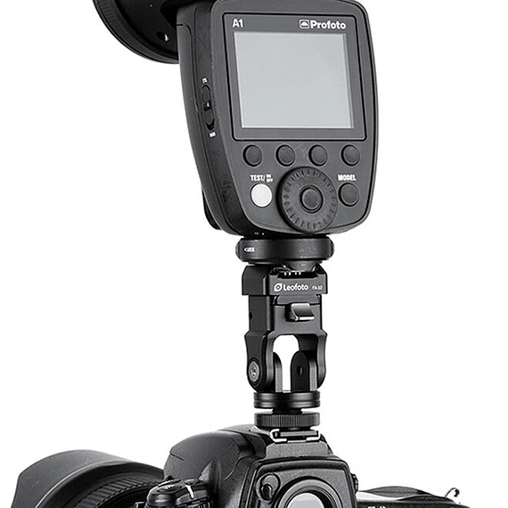 Adaptador Leofoto Zapata Flash Sistema QR FA-15- Image 7