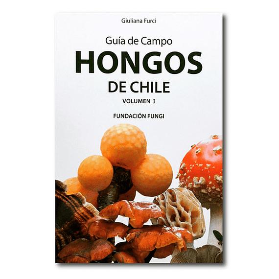 Guía de Campo Hongos de Chile Volumen I- Image 1