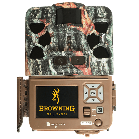 Cámara Trampa Browning Recon Force Patriot Dual Lens 24MP- Image 2