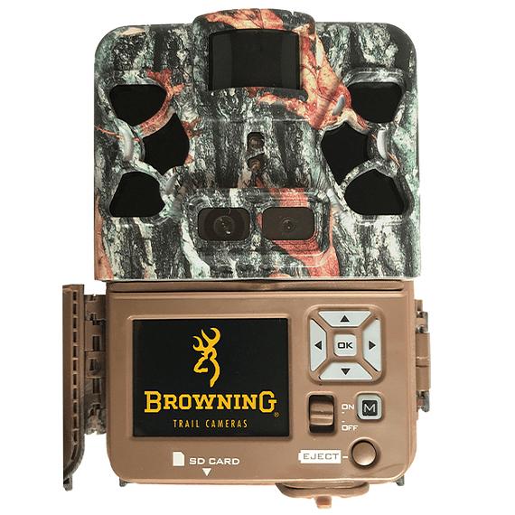 Cámara Trampa Browning Recon Force Patriot Dual Lens 24MP- Image 2