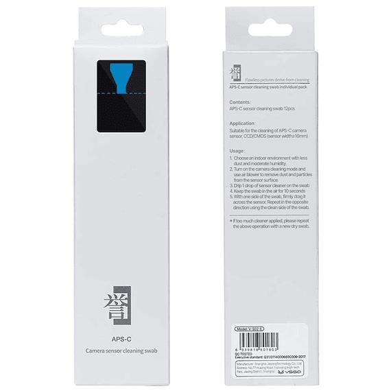 Paletas Limpia Sensor VSGO para Cámara APS-C- Image 7