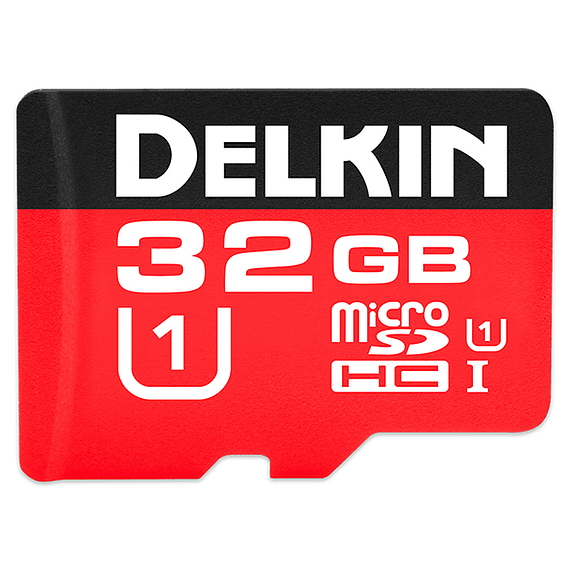 Tarjeta Memoria Delkin Devices 32GB Micro SDHC UHS-I para Cámara Trampa- Image 2