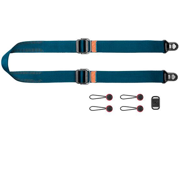 Correa Slide Lite Peak Design Azul- Image 1