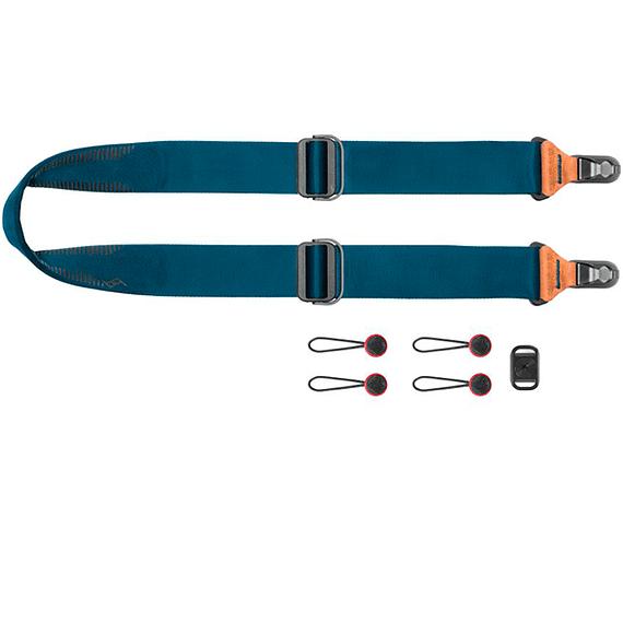 Correa Slide Peak Design Azul- Image 1