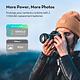 Batería Reemplazo RAVPower Sony NP-FW50 Kit 2x con Cargador USB - Image 3