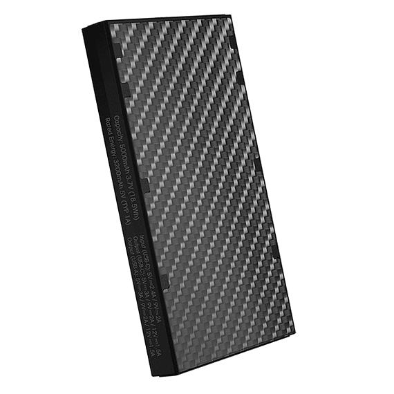 Batería Externa Nitecore Carbono 5000 mAh- Image 1