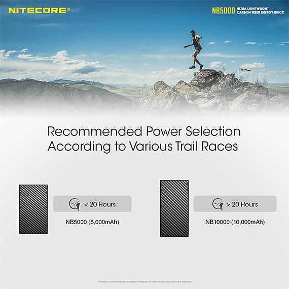 Batería Externa Nitecore Carbono 5000 mAh- Image 21
