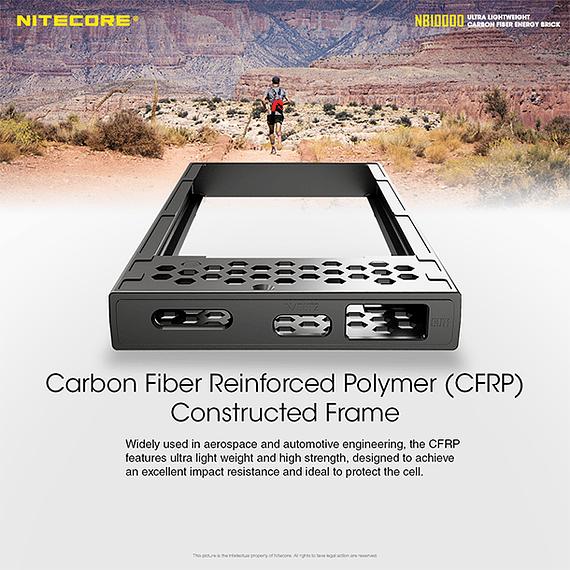 Batería Externa Nitecore Carbono 10000 mAh- Image 23