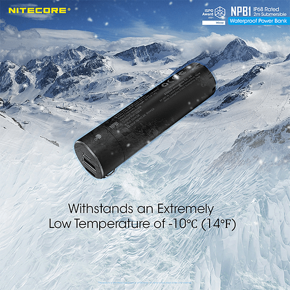 Batería Externa Nitecore 5000 mAh Waterproof- Image 12