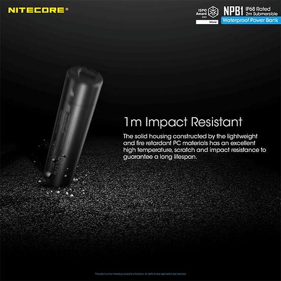 Batería Externa Nitecore 5000 mAh Waterproof- Image 13