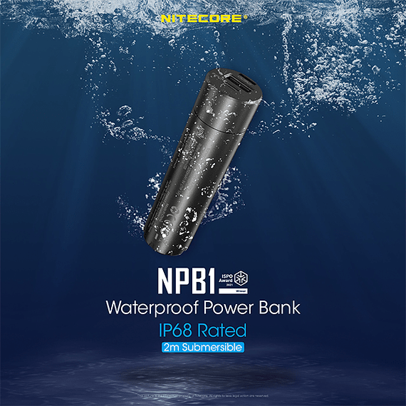 Batería Externa Nitecore 5000 mAh Waterproof- Image 16