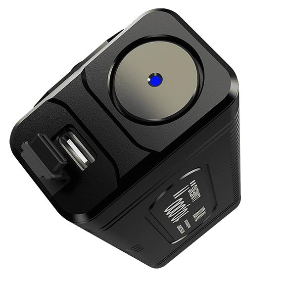 Linterna LED Nitecore 10000 lúmenes Recargable USB TM10K- Image 3