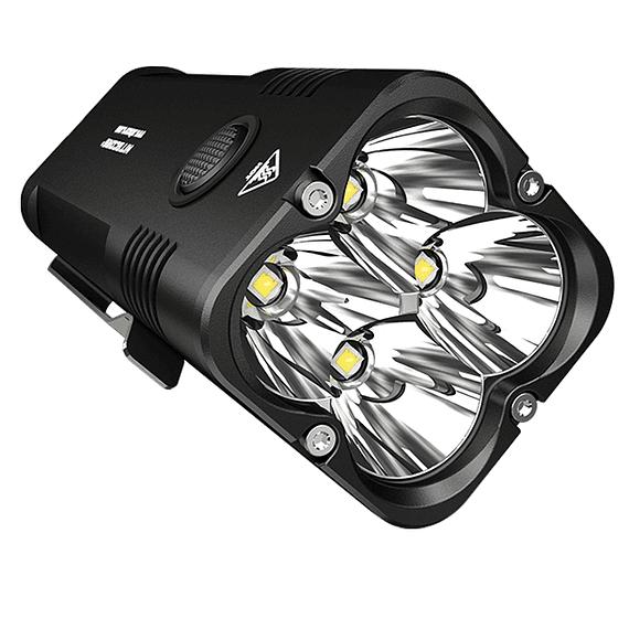 Linterna LED Nitecore 6500 lúmenes Recargable Concept 2- Image 3