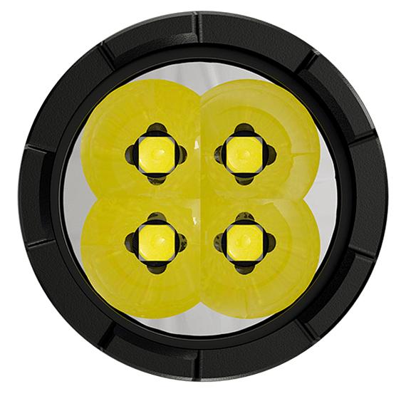 Linterna LED Nitecore 4400 lúmenes Recargable USB i4000R- Image 5